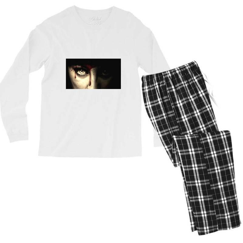 Inbound7121351244692877695 Men's Long Sleeve Pajama Set | Artistshot