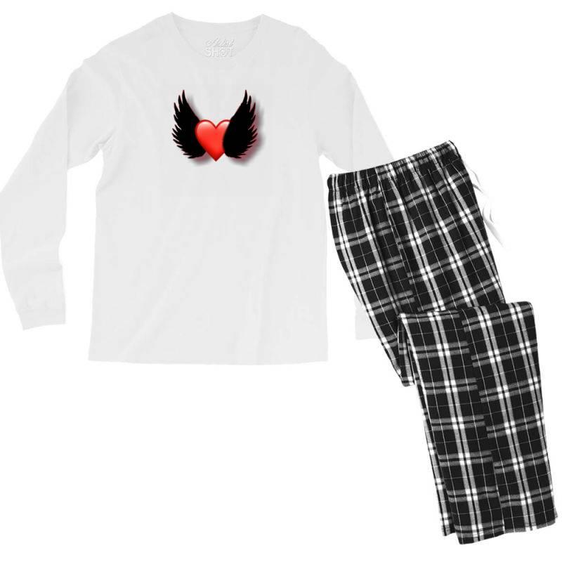 Picsart 05 23 08.50.54 Men's Long Sleeve Pajama Set | Artistshot
