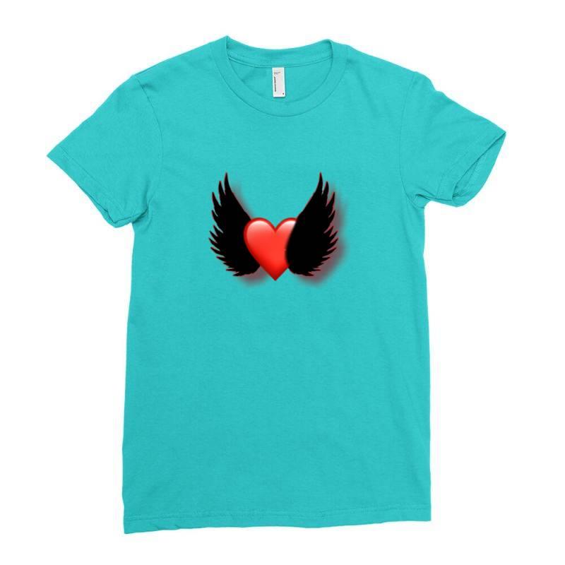 Picsart 05 23 08.50.54 Ladies Fitted T-shirt | Artistshot