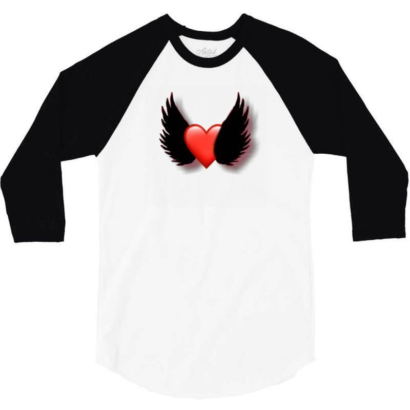 Picsart 05 23 08.50.54 3/4 Sleeve Shirt   Artistshot