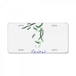 Krishna License Plate | Artistshot