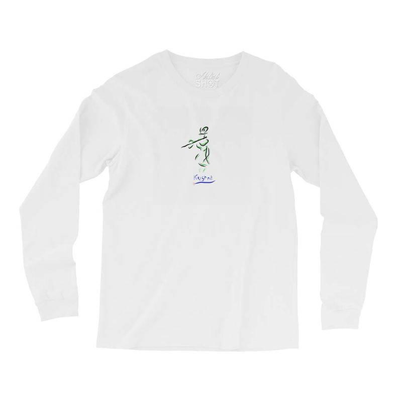 Krishna Long Sleeve Shirts   Artistshot