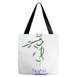 Krishna Tote Bags | Artistshot