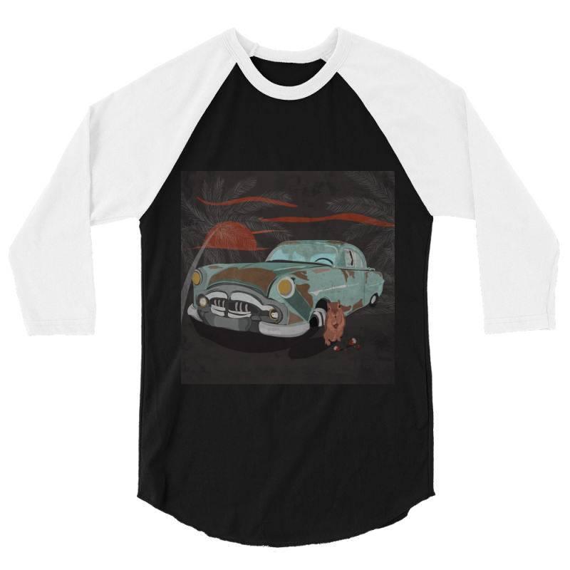 Holiday 3/4 Sleeve Shirt   Artistshot