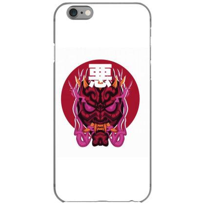 Darth  Maul Hannya Mask Design Iphone 6/6s Case Designed By Hirooochii