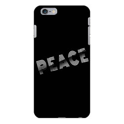 Sliced peace iPhone 6 Plus/6s Plus Case | Artistshot