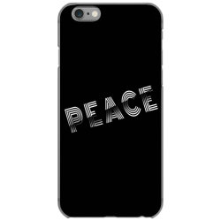 Sliced peace iPhone 6/6s Case | Artistshot