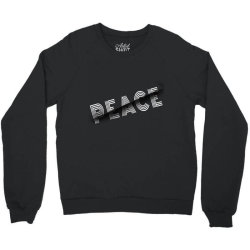Sliced peace Crewneck Sweatshirt | Artistshot