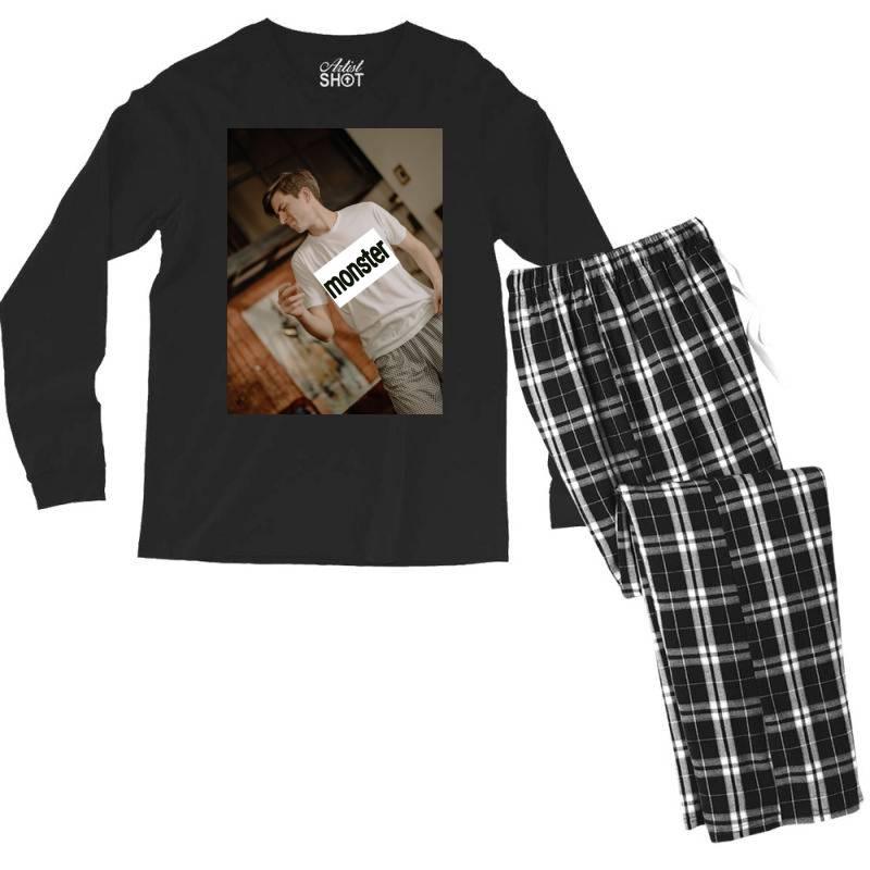 Img 20200523 212737 Men's Long Sleeve Pajama Set | Artistshot