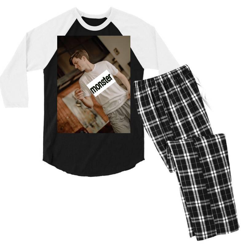 Img 20200523 212737 Men's 3/4 Sleeve Pajama Set | Artistshot