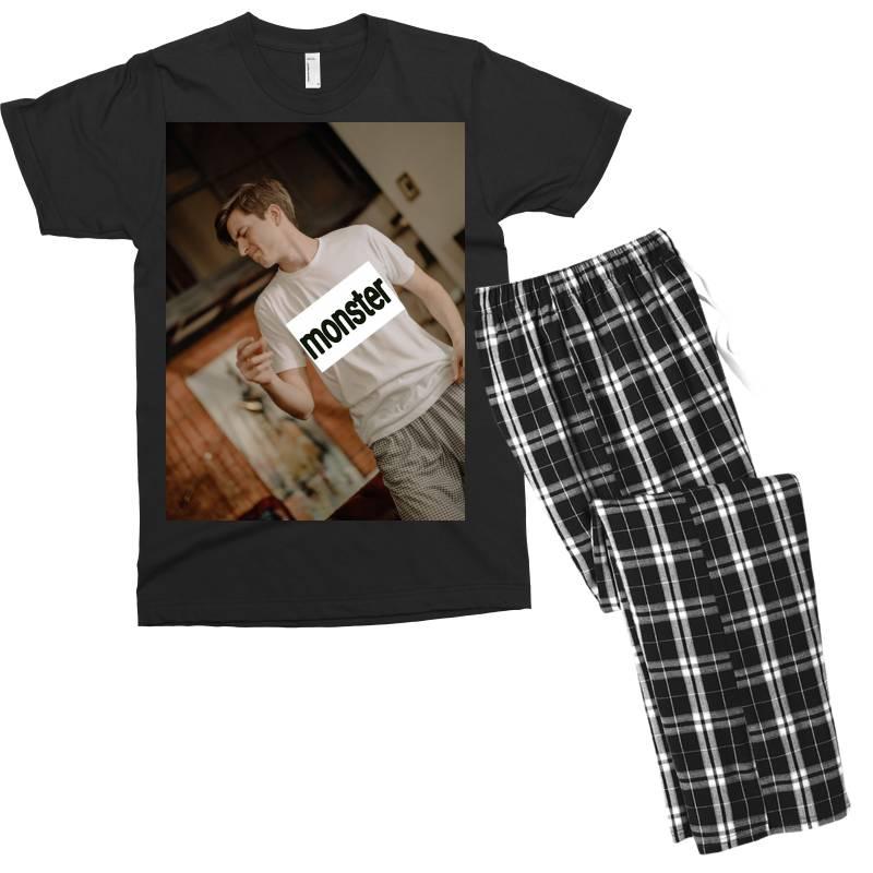 Img 20200523 212737 Men's T-shirt Pajama Set   Artistshot
