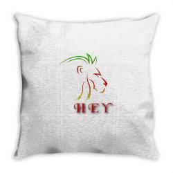 Lion Throw Pillow | Artistshot