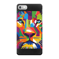 Face of the king iPhone 7 Case | Artistshot