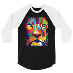 Face of the king 3/4 Sleeve Shirt | Artistshot