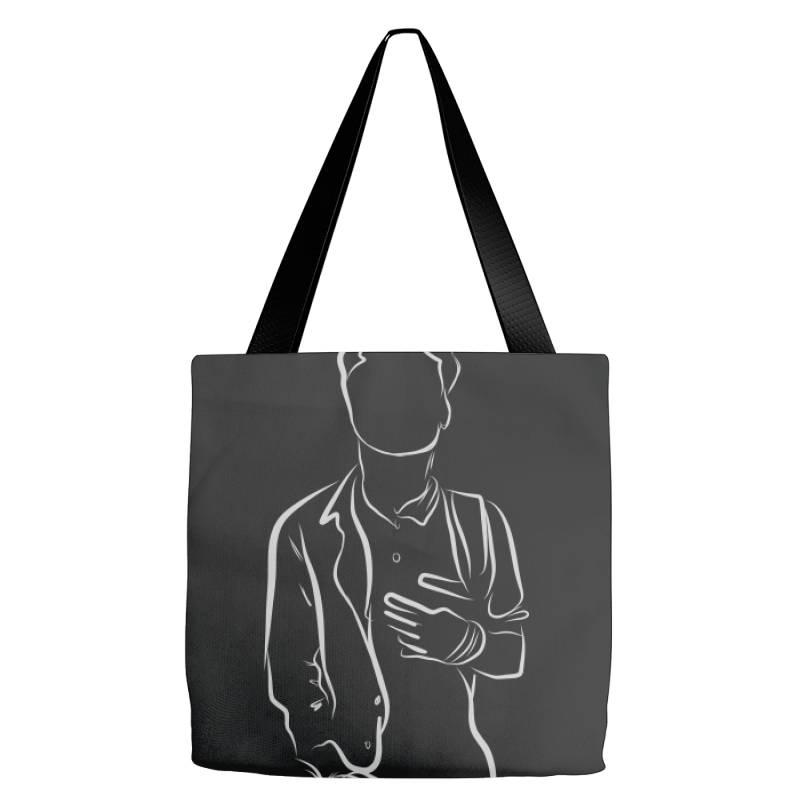 Cool Boy Stylish Tote Bags | Artistshot