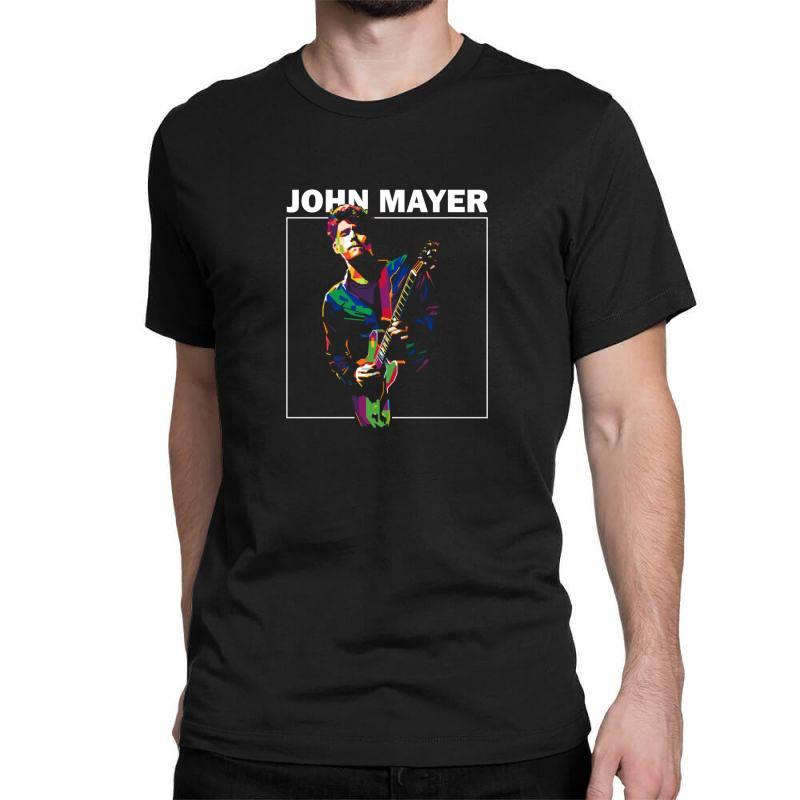 John Mayer Classic T-shirt | Artistshot