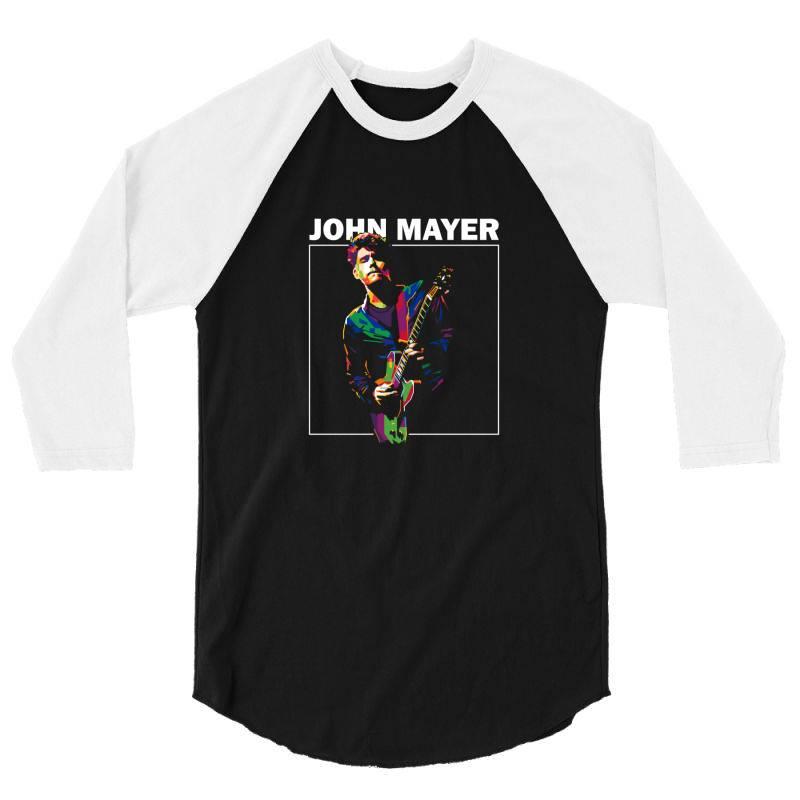 John Mayer 3/4 Sleeve Shirt | Artistshot