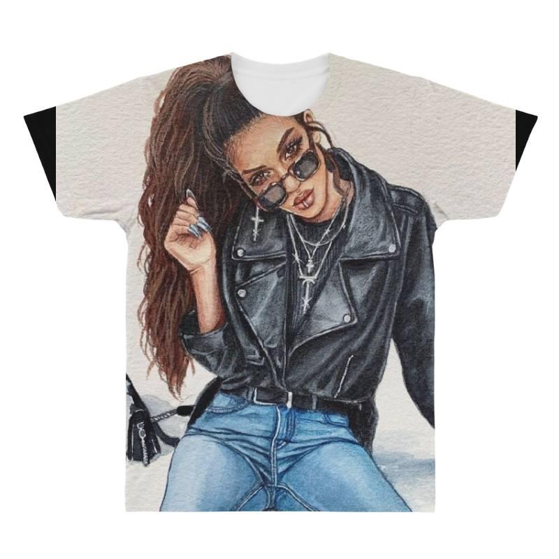 Girl All Over Men's T-shirt | Artistshot