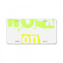 style License Plate | Artistshot