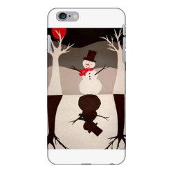 Snowman iPhone 6 Plus/6s Plus Case   Artistshot