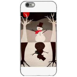 Snowman iPhone 6/6s Case   Artistshot