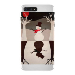 Snowman iPhone 7 Plus Case   Artistshot
