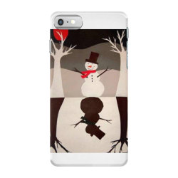 Snowman iPhone 7 Case   Artistshot