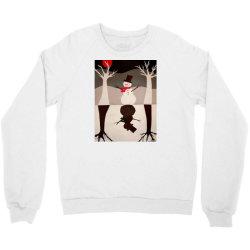 Snowman Crewneck Sweatshirt | Artistshot
