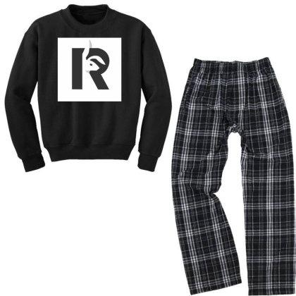 Riko Youth Sweatshirt Pajama Set Designed By Riko