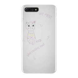 cat tshirt iPhone 7 Plus Case | Artistshot