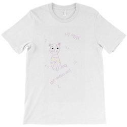 cat tshirt T-Shirt | Artistshot