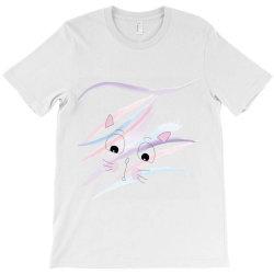 cute cat face t-shirt T-Shirt | Artistshot