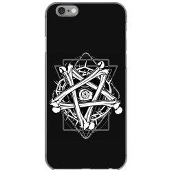 Inverted Bonetagram iPhone 6/6s Case   Artistshot