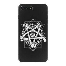 Inverted Bonetagram iPhone 7 Plus Case   Artistshot