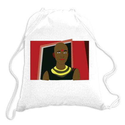 Women Drawstring Bags Designed By Rococodesigns