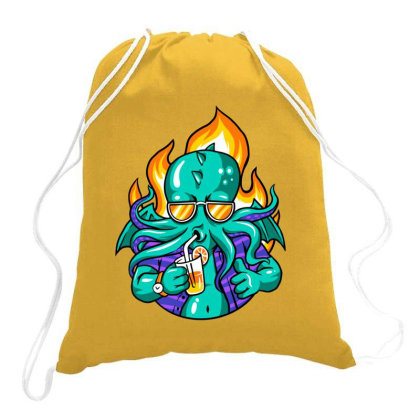 Hot Uncle Drawstring Bags Designed By Spoilerinc