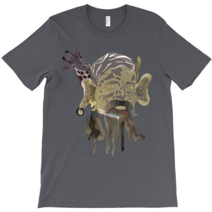Jungle Beauty T-shirt Designed By Rococodesigns