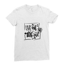 linkin park verse Ladies Fitted T-Shirt | Artistshot