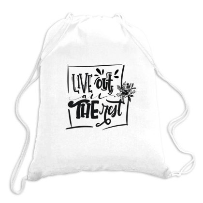 Linkin Park Verse Drawstring Bags Designed By Q & T