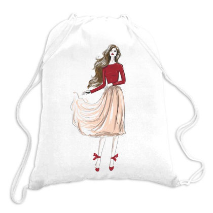 Girl Drawstring Bags Designed By Estore