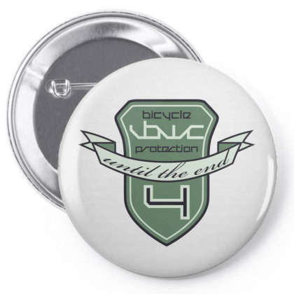 Until The End Pin-back Button Designed By Estore