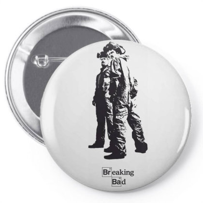 Breaking Bad Pin-back Button Designed By Estore