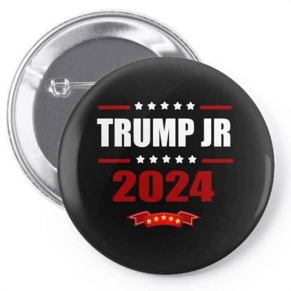 Donald Trump Jr 2024 Pin-back Button Designed By Redline77