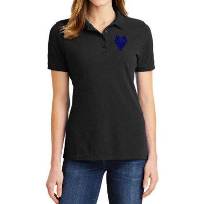 Devil Ladies Polo Shirt Designed By Babai1