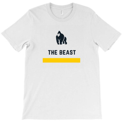 The Beast Design T-shirt Designed By The Sleepy Hero