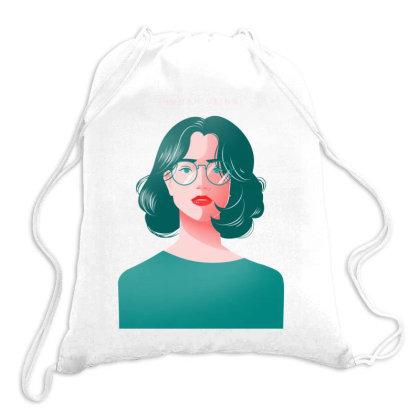 T Shirt Maker Human Being Drawstring Bags Designed By Deepakbharthana