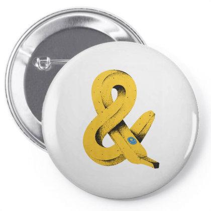 Ban&a Pin-back Button Designed By Kakashop