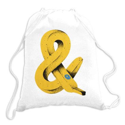 Ban&a Drawstring Bags Designed By Kakashop