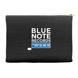 Blue Note Records Label Logo Accessory Pouches   Artistshot