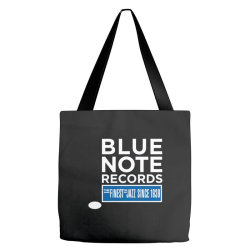 Blue Note Records Label Logo Tote Bags   Artistshot
